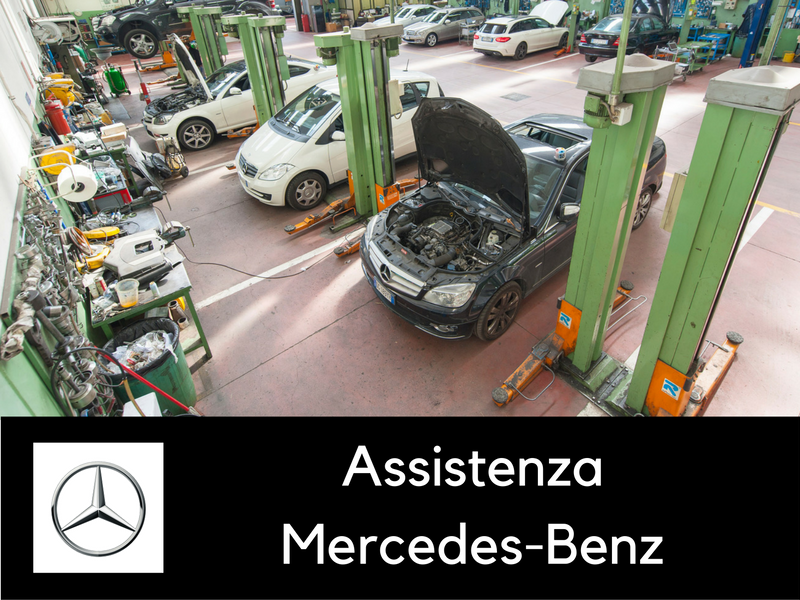 Assistenza Mercedes-Benz